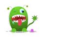 Swamp Dinosaur Has a Friend